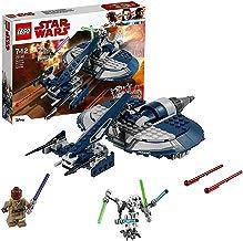 LEGO Star Wars- General Grievous Combat Speeder Star Wars TM Lego Juego de Construcción, Multicolor, única (75199)