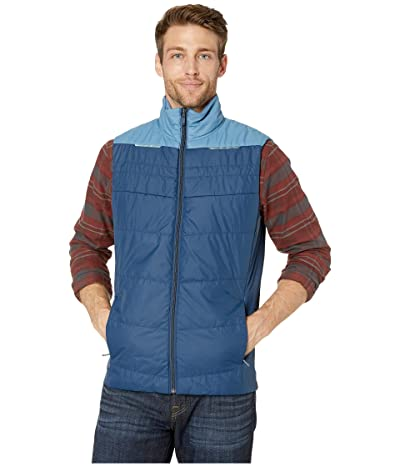 Brooks Cascadia Thermal Vest (Indigo/Tide) Men