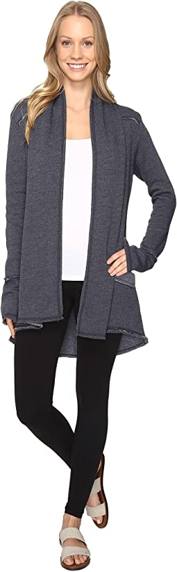 Hard Tail Slouchy Cardigan