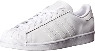 adidas Womens Superstar W Low Top Lace Up Fashion Sneakers US