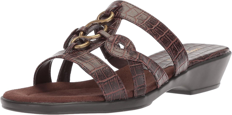 Easy Street Women's Flat Sandal Free Shipping Cheap Bargain Gift Torrid Same day shipping