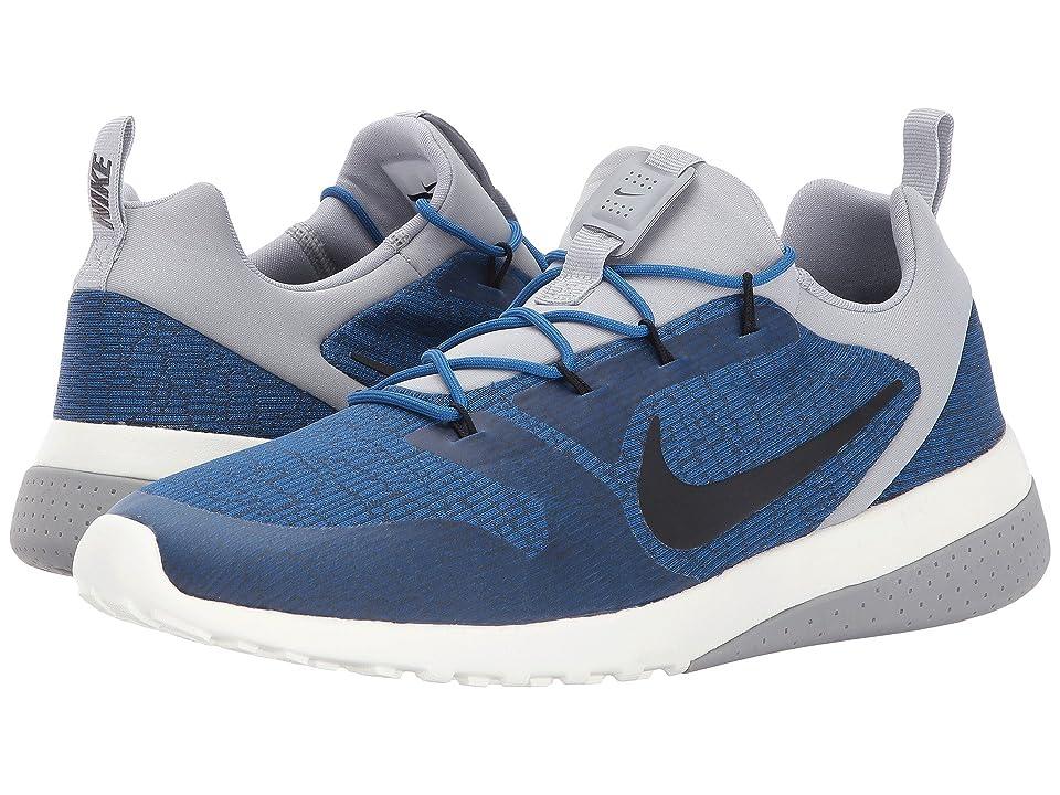 Nike CK Racer (Blue Jay/Black/Armory Navy/Wolf Grey) Men