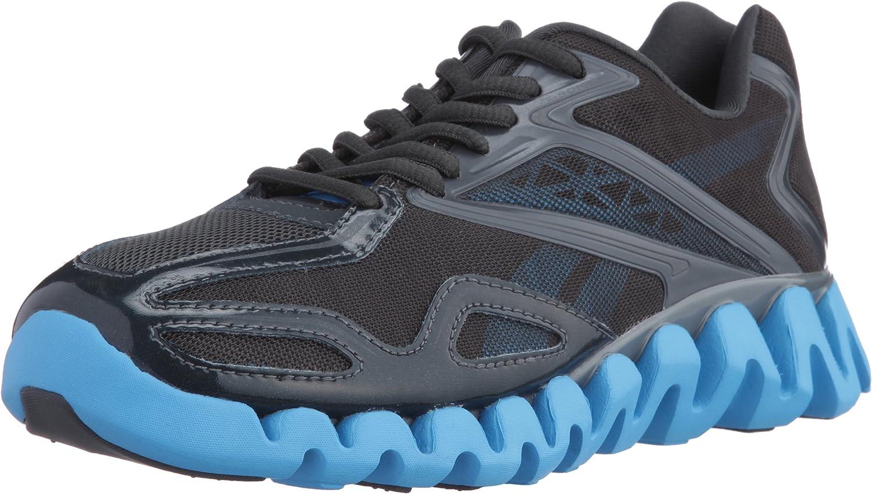 Reebok Women's ZigSonic Running shoes Black bluee