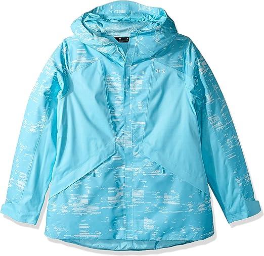 Core 10 Veste de Course /À Capuche Thermique L/ég/ère et Isolante Outerwear-Jackets Femme
