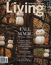 Martha Stewart Living Magazine October 2019 Fall Magic