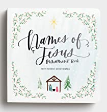 Names of Jesus Ornament Book With Advent Devotionals