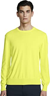 NORTH SAILS Men's Jumper in 100% Cotton Regular Fit with Long Sleeves and Round Neck & Ribbed Trims