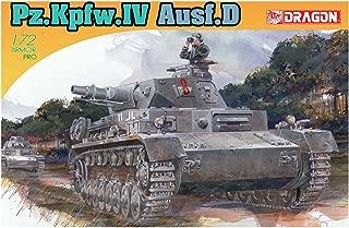 Dragon Models 1/72 Pz.Kpfw.IV Ausf.D Kit