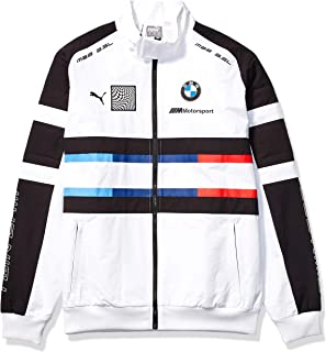 PUMA Men's BMW Motorsport Street Woven Jacket