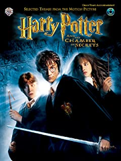 Selected Themes from the Motion Picture Harry Potter and the Chamber of Secrets for Strings: Cello (with Piano Acc.), Book & CD