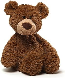 GUND Pinchy Brown Smiling Teddy Bear Plush Stuffed Animal, 17