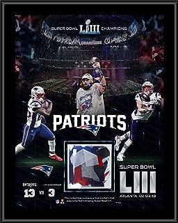 New England Patriots Super Bowl LIII Champions 12
