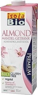 Isola Bio Premium Bebida Vegetal de Almendra - Paquete de 6 x 1000 ml - Total: 6000 ml