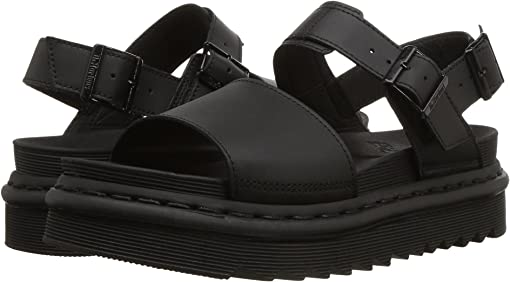 Black Hydro Leather