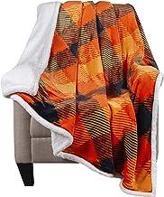New KFC 3D Printed Fleece Blanket Sofa Bed Blanket Warm Sherpa Fleece Blanket