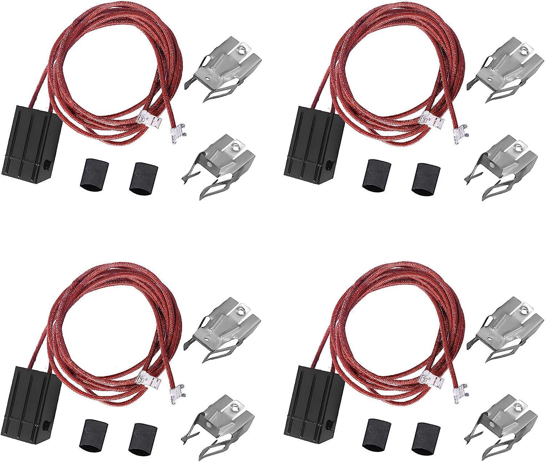 Terminal Block Kit Max 57% OFF WB17T10006 Range Connecto Max 57% OFF Plug Surface Burner