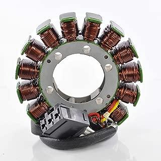 Stator Fits Aprilia Motorcycle RSV 1000 R 2009 | RSV4 1000 Factory/Tuono V4 1000 2011-2012 | RSV4 R 1000 2010-2012 | OEM Repl.# 857201