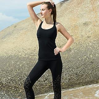 Beautiful Back Sports Long Vest Women Slim Belt High-Elastic Running Quick-Drying Breathable Fitness Yoga Top