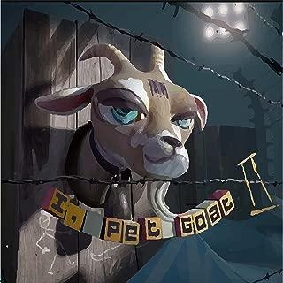 I Pet Goat