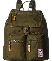 Phantasm Large Drawstring Backpack
