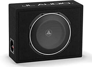 JL Audio CS110LG-TW1-2 Single 10TW1 Enclosed Sealed Subwoofer