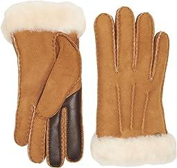 UGG - Carter Waterproof Sheepskin Tech Gloves