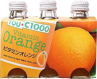 YOUC1000 Vitamin Orange Drink, 6 x 140ml