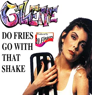 Do Fries Go With That Shake (J.J.'s X2C Mix)
