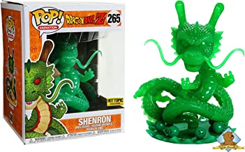 Dragon Ball Z Shenron Jade Hot Topic Exclusive Vinyl Pop Figure