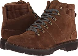 Mix Media Hiker Boot