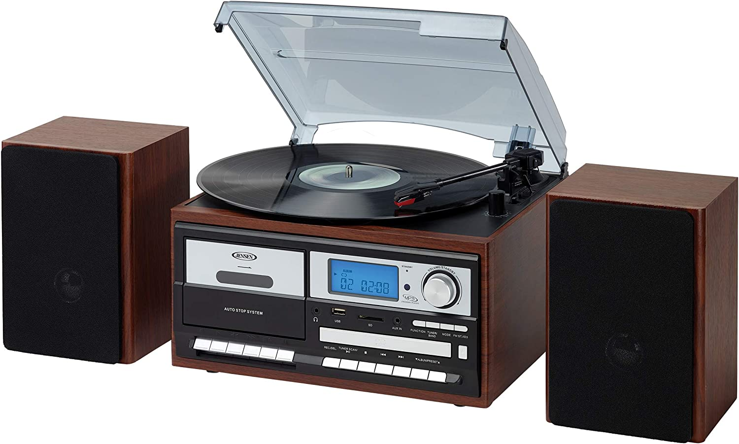 Best Turntable CD Player Combo