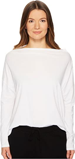 Vince - Long Sleeve Boat Neck