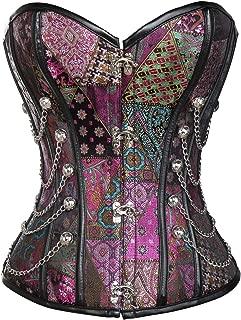 Best male corset steampunk Reviews