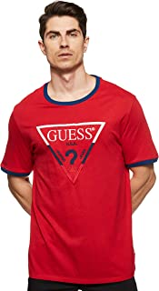 Guess T-Shirts Short Sleeve for Men