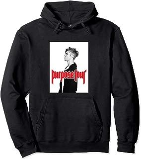 Purpose Tour Profile Hoodie