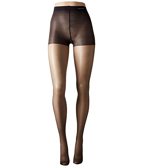 e7a890874 Calvin Klein Matte Ultra Sheer w  Control Top at Zappos.com