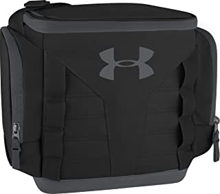 Under Armour UA9024002 Under Soft Black/Pitch Gray, 24-Can Cooler