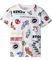 Kenzo Kids - Tee Shirt Food Print (Toddler/Little Kids)