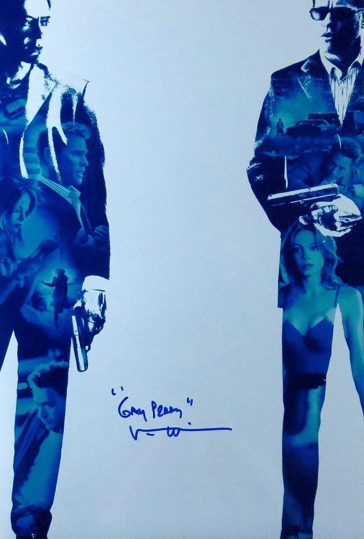 Val Kilmer Signed Autographed 10X15 Bang Jacksonville Mall Kiss Ranking TOP5 Photo Bang