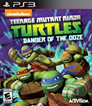 Teenage Mutant Ninja Turtles: Danger of the OOZE - PlayStation 3