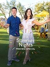 Hallmark Channel Presents: 2019 Summer Nights Preview Special