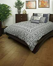 "Rizzy Home BT1320 Comforter, 90""X92"", Sage"