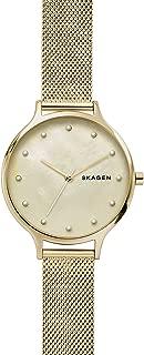 Skagen Women's Quartz Wrist Watch analog Display and Stainless Steel Strap, SKW2774
