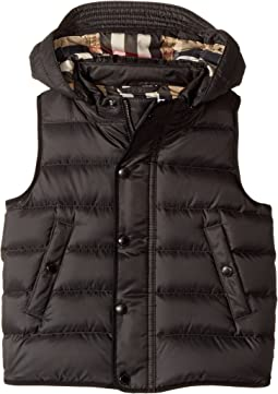 Burberry Kids Mini Carlton Puffer (Infant/Toddler)