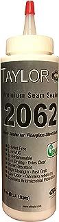 Premium Seam Sealer for Fiberglass Vinyl Flooring - 8oz. Bottle