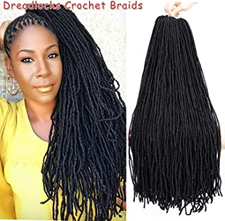crochet dread hairstyles