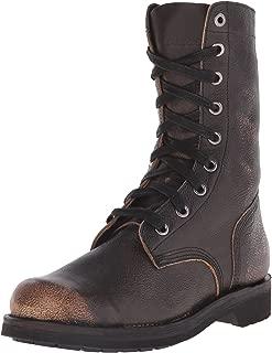 Diesel Men's D Komtop Combat Boot