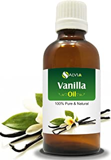 VANILLA OIL 100% NATURAL PURE UNDILUTED UNCUT ESSENTIAL OIL 100ML