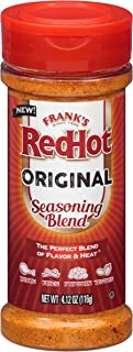 Frank's RedHot Seasoning Blend Original, 4.12 oz