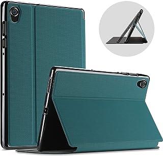 ProCase Protective Case for Lenovo Tab M10 HD 2nd Gen (TB-X306X) / Smart Tab M10 HD 2nd Gen (TB-X306F), Slim Stand Folio C...